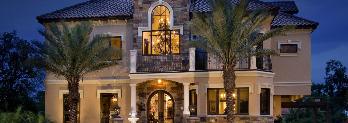 luxury custom home builders orlando fl