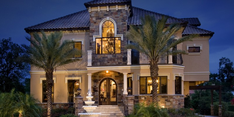 luxury custom home builders orlando fl